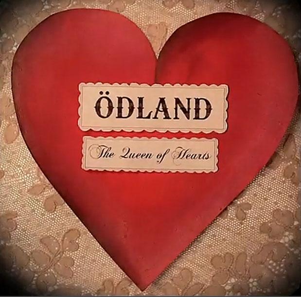 The Queen of Hearts Ödland