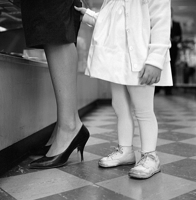 El tesoro oculto, fotografías de la niñera Vivian Maier