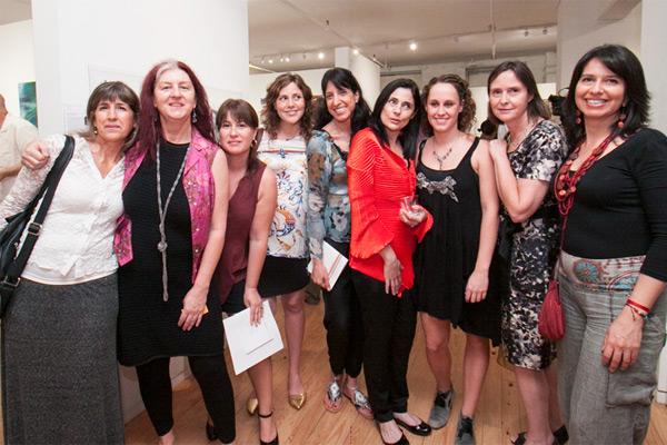 Artistas Chilenas en Nueva York