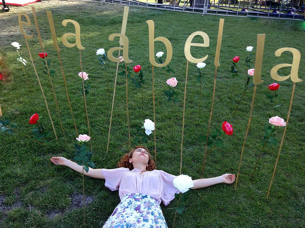 """Ellalabella """"La Sociedad Florece"""" en Yoga in the City"""