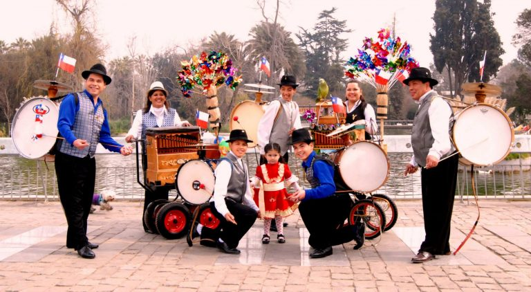 Gran Festival de Chinchineros y Organilleros para lanzar Patrimonio Sonoro