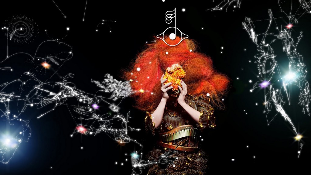 Biophilia la película de Björk