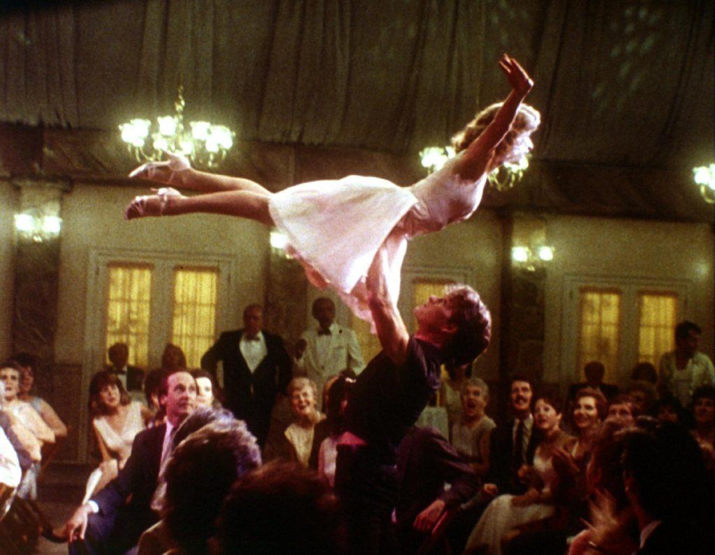 Excelentes escenas de bailes de películas