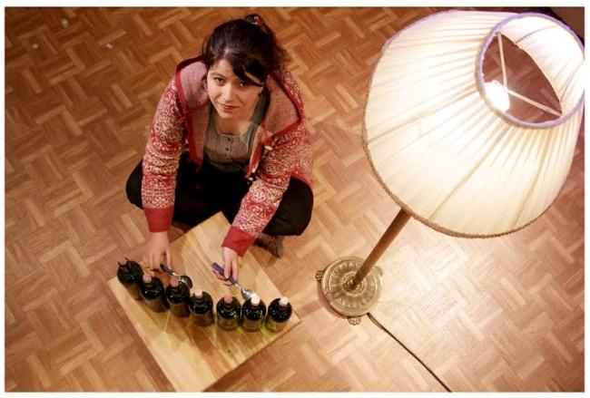 """Proyecto de arte circense contemporáneo """"lo que parecía un día normal"""""""