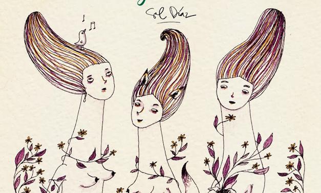 ¿Cómo ser una mujer elegante? para reírnos de nosotras mismas, Sol Diaz nos responde con sus ilustraciones