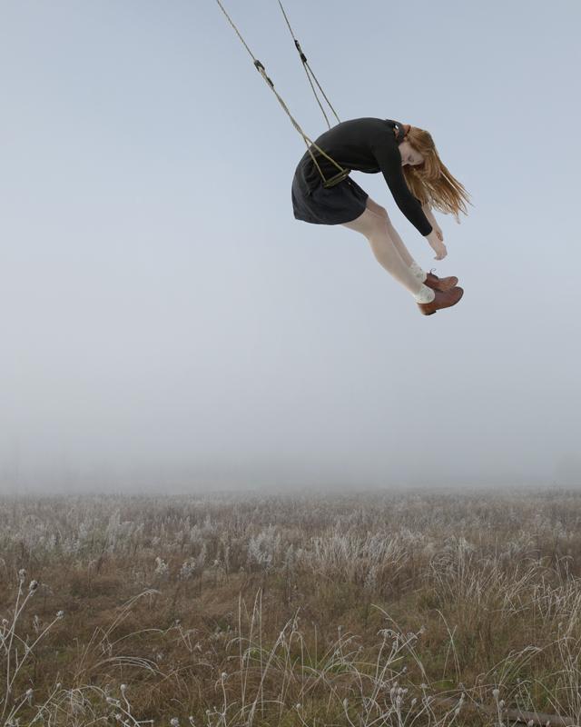 """Los invito a soñar despiertos con la serie """"Sleep Elevations"""" de la fotógrafa  Maia Flore"""