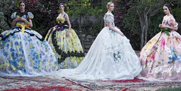 """La pintura y la moda se unen en la exposición """"Vogue: Like a Painting"""" en Museo Thyssen de Madrid"""