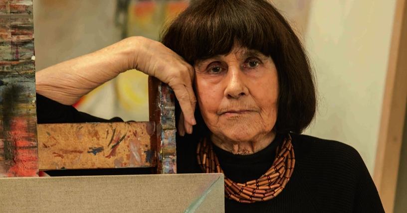 Roser Bru Gana el Premio Nacional de Arte de Chile
