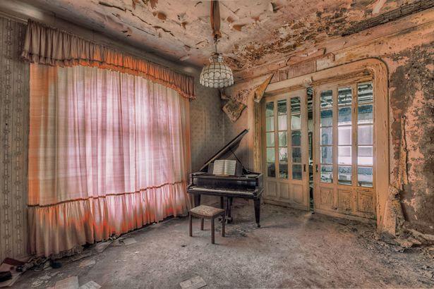 Fotografías de Christian Ritcher resaltan la atmósfera de los lugares abandonado