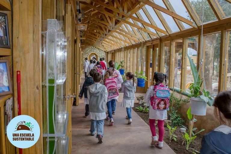 Primera Escuela sustentable de América Latina