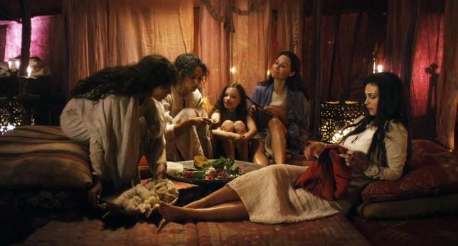 The Red Tent, las mujeres y su mundo creador