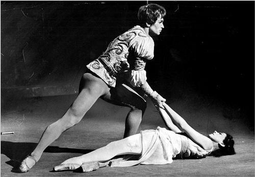 Clara Saint: una chilena que cambió la historia de la danza