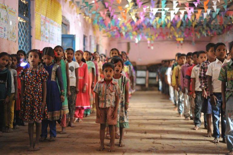 """""""Soy voz"""" documental donde niños comparten su visión de la educación a partir de distintos lenguajes expresivos"""