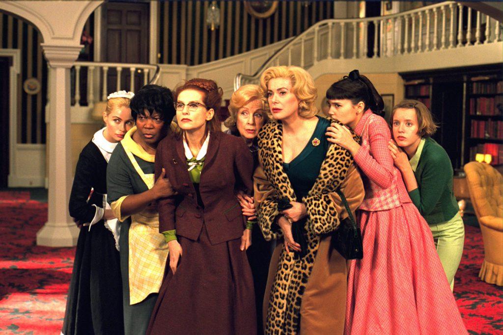 """8 Mujeres"", una comedia femenina"