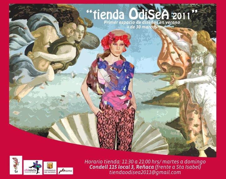 Tienda Odisea