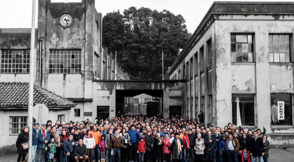 La fábrica textila Bellavista Oveja Tomé fue declarada Monumento Nacional