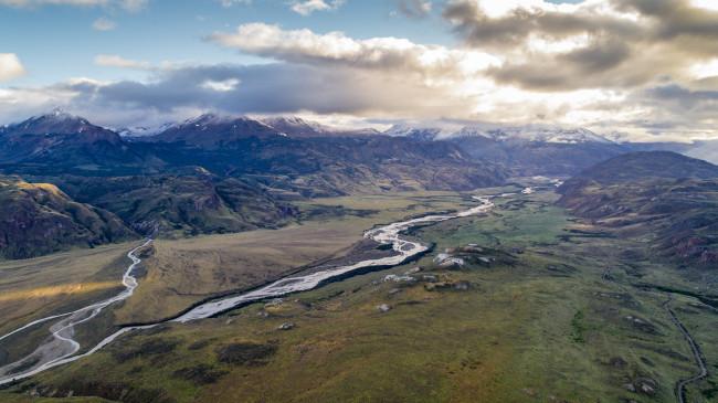 Chile crea una red de parques de 4,5 millones de hectáreas en la Patagonia
