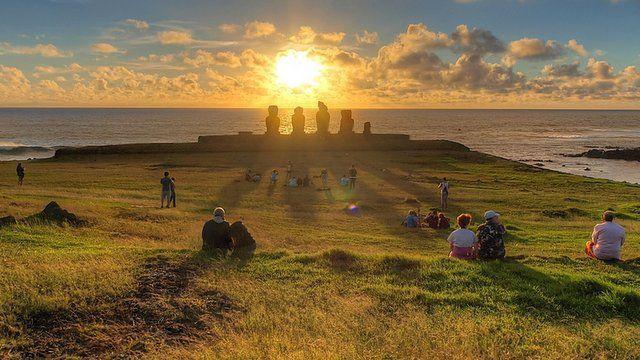 Rapa Nui quiere convertirse en un observatorio del Cambio Climático