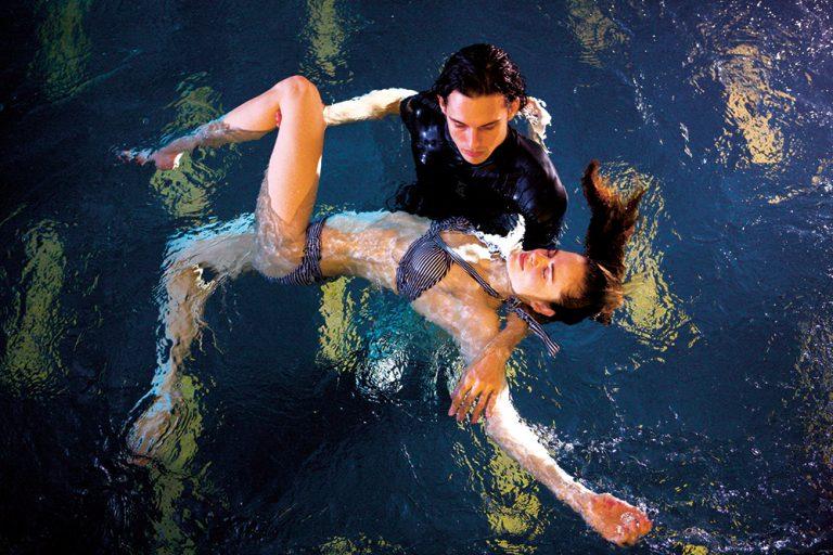 Watsu, liberando cuerpo, mente y espíritu en el agua