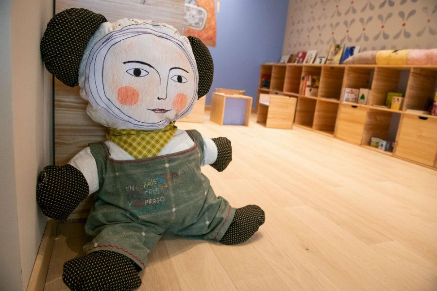 Galería Cero, arte gratuito para los niños