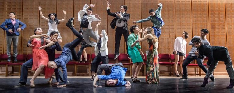 Ballet Nacional Chileno prepara su primera gira por Francia