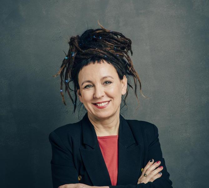 Olga Tokarczuk, la 15° mujer Premio Nobel de Literatura