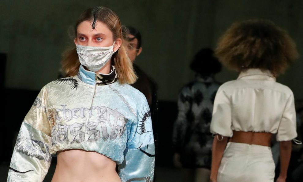 Los talleres de Gucci, Balenciaga y Saint Laurent  fabrican mascarillas para ayudar al mundo