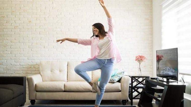 Grandes bailarines dan clases online en cuarentena, baila en tu casa, aquí algunas ideas