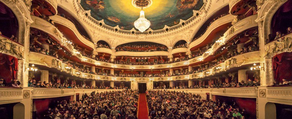 El Ballet de Santiago cumplió 61 años de vida