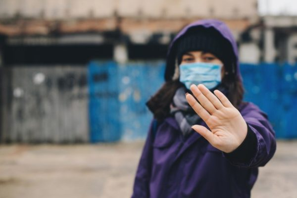 La primera línea que trabaja con la violencia de género en tiempos de cuarentena