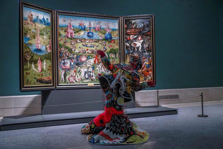 El Museo del Prado celebró bailando sus 201 años de historia