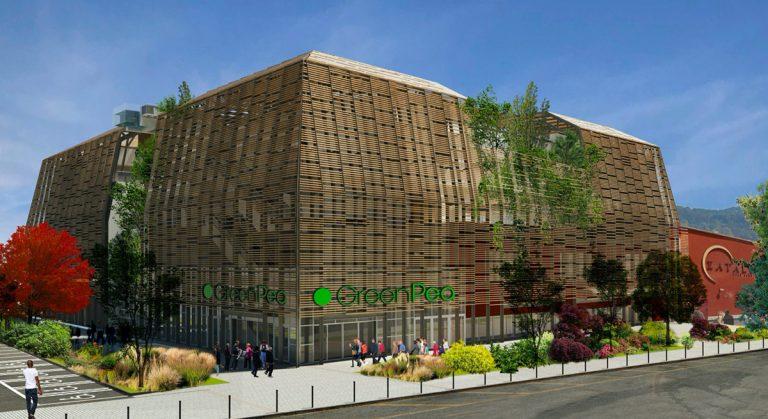Green Pea, el primer centro comercial ecológico en el mundo