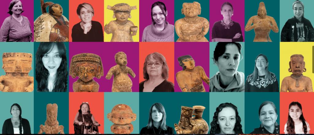 Mujeres: ecos del pasado, voces de hoy