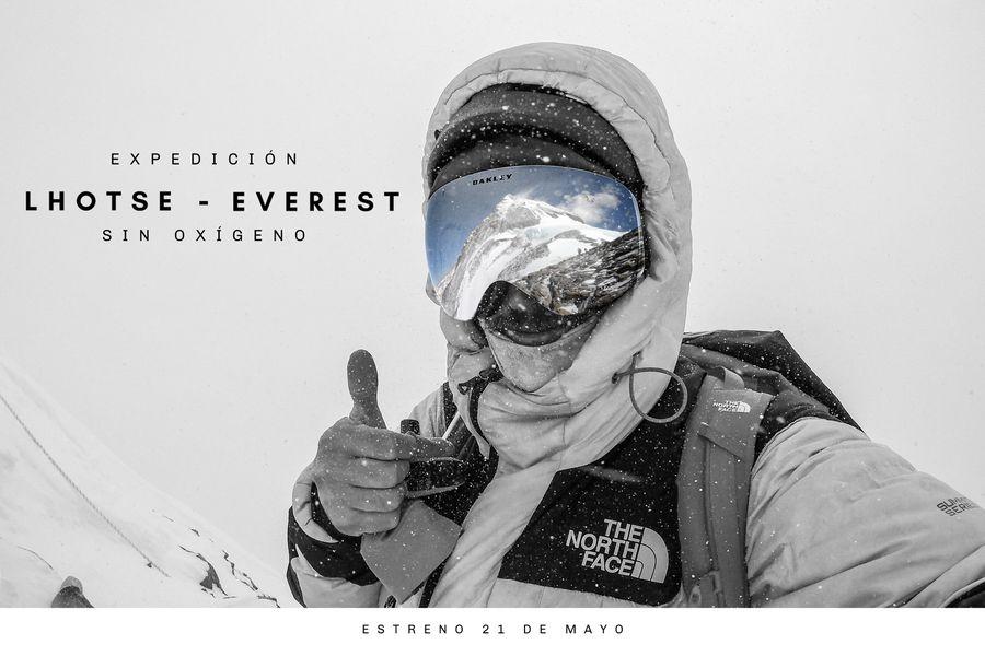 Lhotse y Everest sin oxígeno