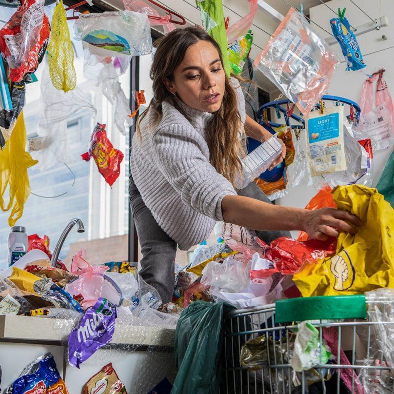 Firma para que los Supermercado tengan productos a granel y libre de plásticos